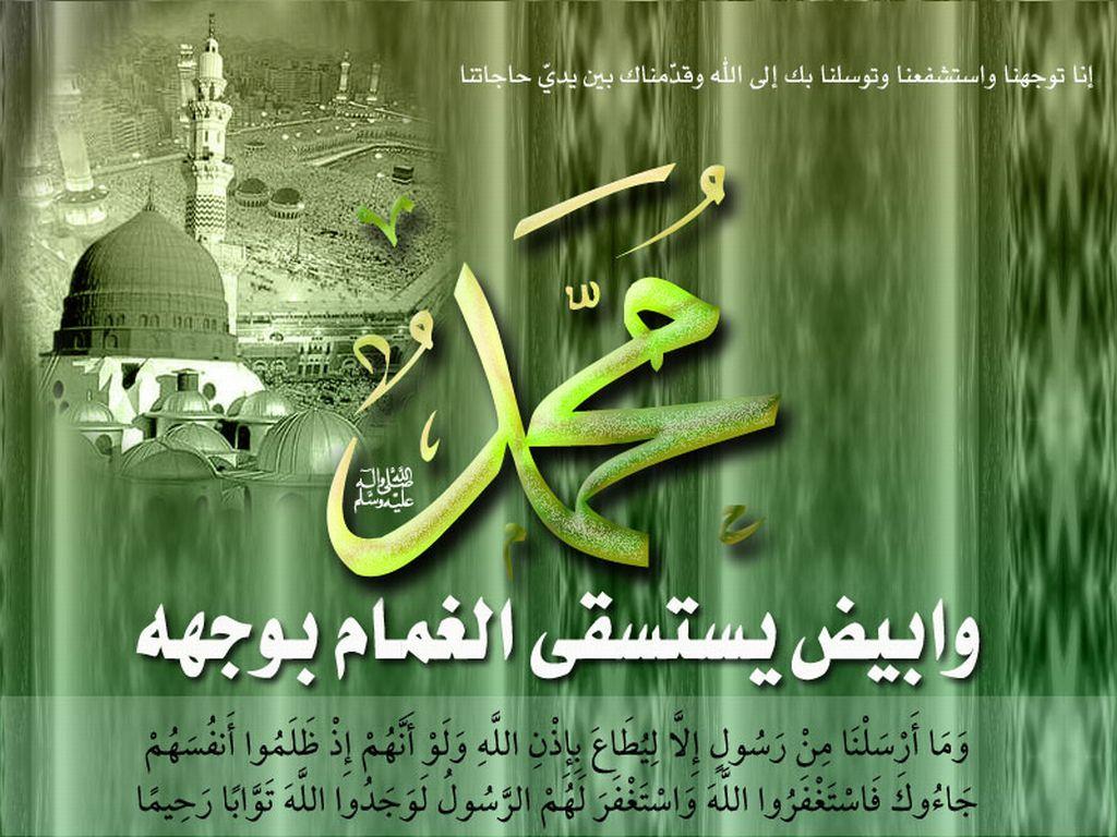كلمات الشيخ العفاسى فى عيد ميلاد النبى محمد