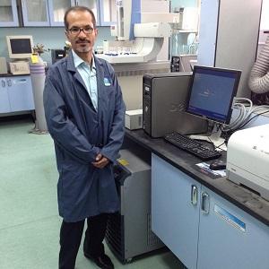 الدكتور سعيد الجارودي